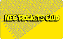 NEC ROCKETS CLUB 会員証